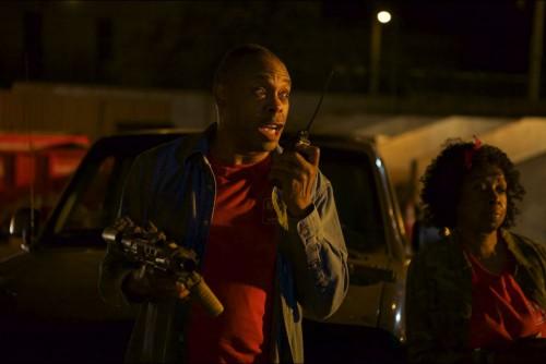 Lavalantula - Angriff der Feuerspinnen Blu-ray Review Szene 5