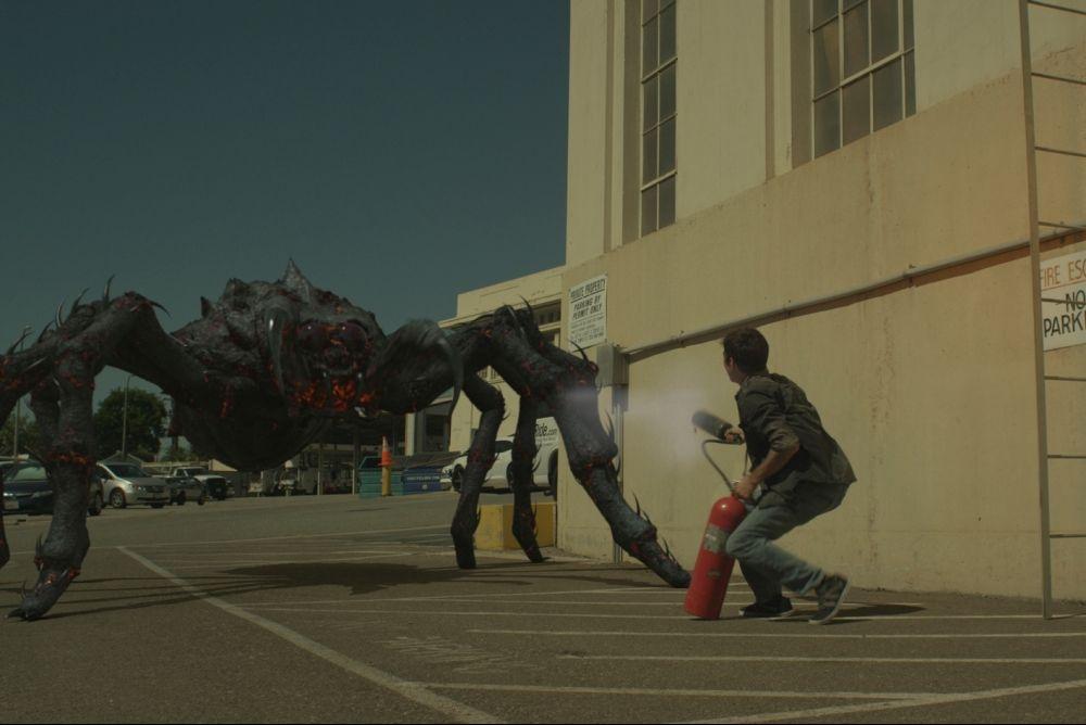 Lavalantula - Angriff der Feuerspinnen Blu-ray Review Szene 8