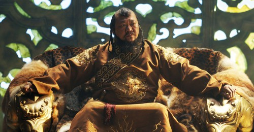 Marco Polo - Worlds Will Collide Season 1 Blu-ray Review Szene 3