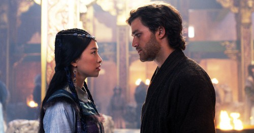 Marco Polo - Worlds Will Collide Season 1 Blu-ray Review Szene 5