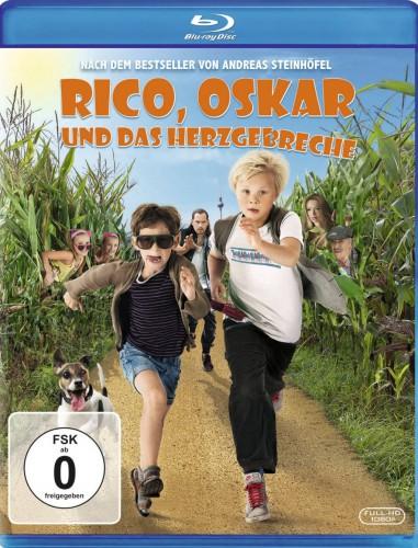 Rico, Oskar und das Herzgebreche Blu-ray Review Cover