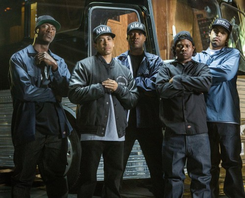 Straight Outta Compton Blu-ray Review Szene 1