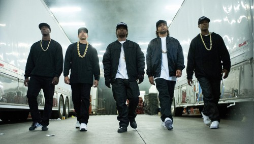 Straight Outta Compton Blu-ray Review Szene 4