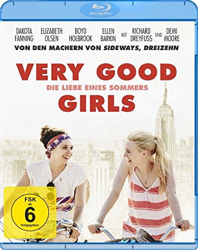 Very Good Girls - Die Liebe eines Sommers Blu-ray Review Cover