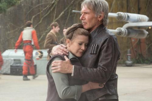 Star Wars - Das Erwachen der Macht Blu-ray Review Szene 22 Ford Fisher