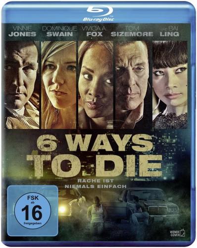 6 ways to die - rache ist niemals einfach Blu-ray Review Cover