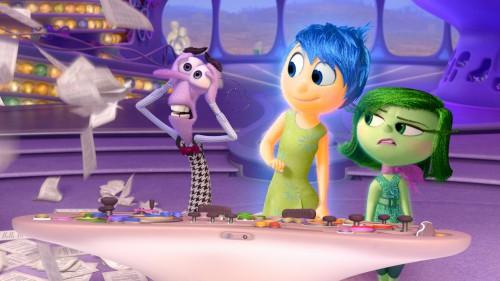 Alles steht Kopf 3D Blu-ray Review Szene 8