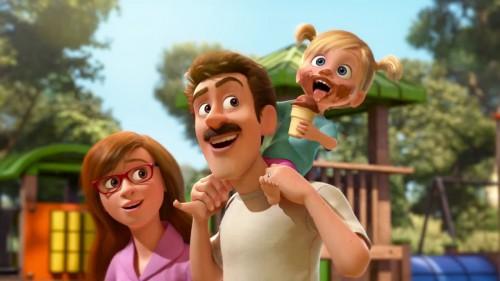 Alles steht Kopf 3D Blu-ray Review Szene 9
