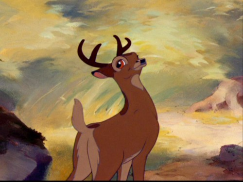 Bambi Diamond Edition Blu-ray Review Szenenbild 4