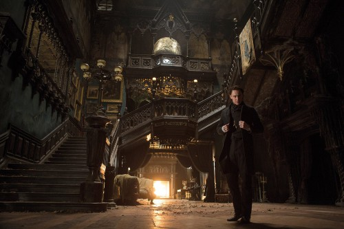 Crimson Peak Blu-ray Review Szenenbild 1