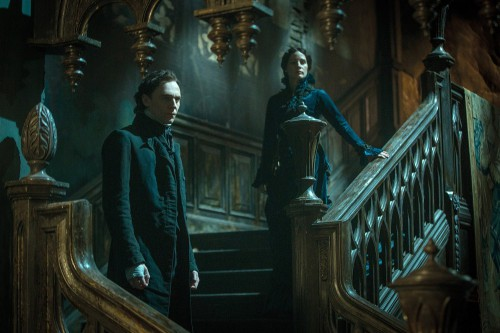 Crimson Peak Blu-ray Review Szenenbild 2