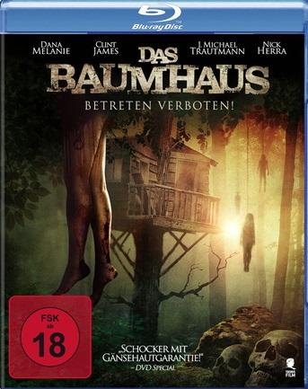 Das Baumhaus - Betreten verboten! Blu-ray Review Cover