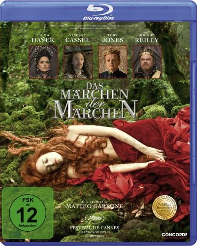 Das Märchen der Märchen Blu-ray Review Cover