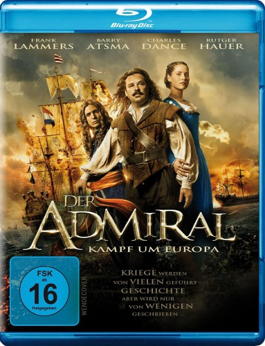 Der Admiral - Kampf um Europa Blu-ray Review Cover