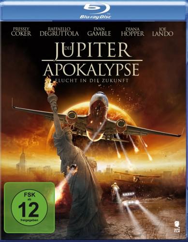 Die Jupiter Apokalypse Flucht in die Zukunft Blu-ray Review Cover