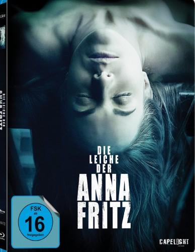 Die Leiche der Anna Fritz Blu-ray Review Cover