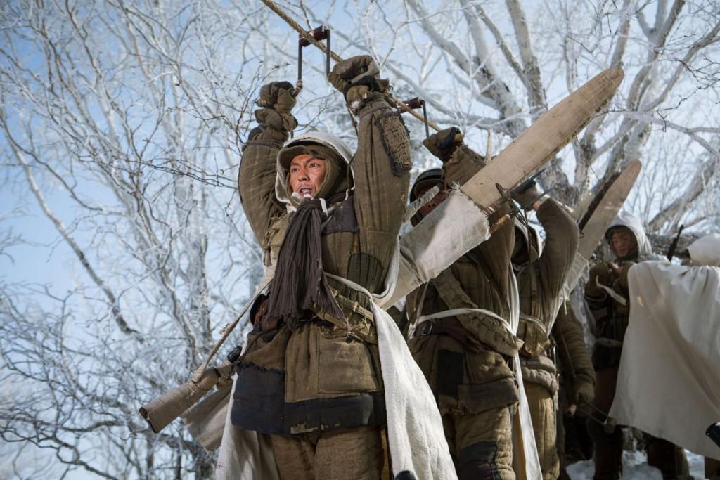 Die letzte Schlacht am Tigerberg Blu-ray Review Szenenbild 1