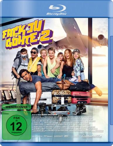 Fack Ju Göhte 2 Blu-ray Review Cover