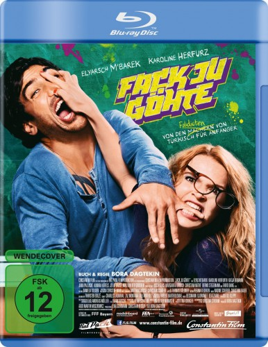 Fack Ju Göhte Blu-ray Review Cover