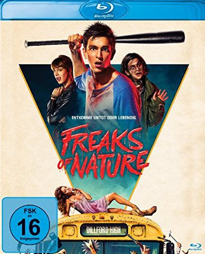 Freaks of Nature Blu-ray Review Cover