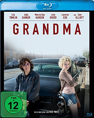 Grandma Blu-ray Review Cover