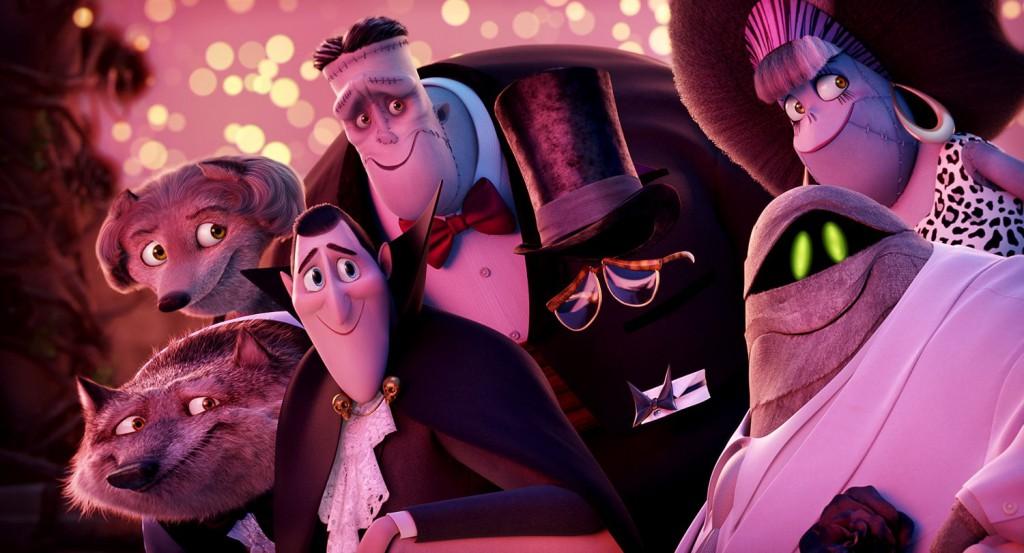 Hotel Transsilvanien 2 3D Blu-ray Review Szene 1