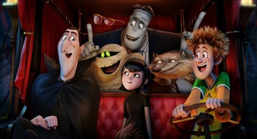 Hotel Transsilvanien 2 3D Blu-ray Review Szene 3