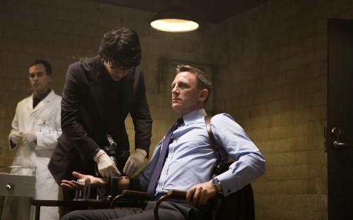 James Bond 007 - Spectre Blu-ray Review Szenenbild 3