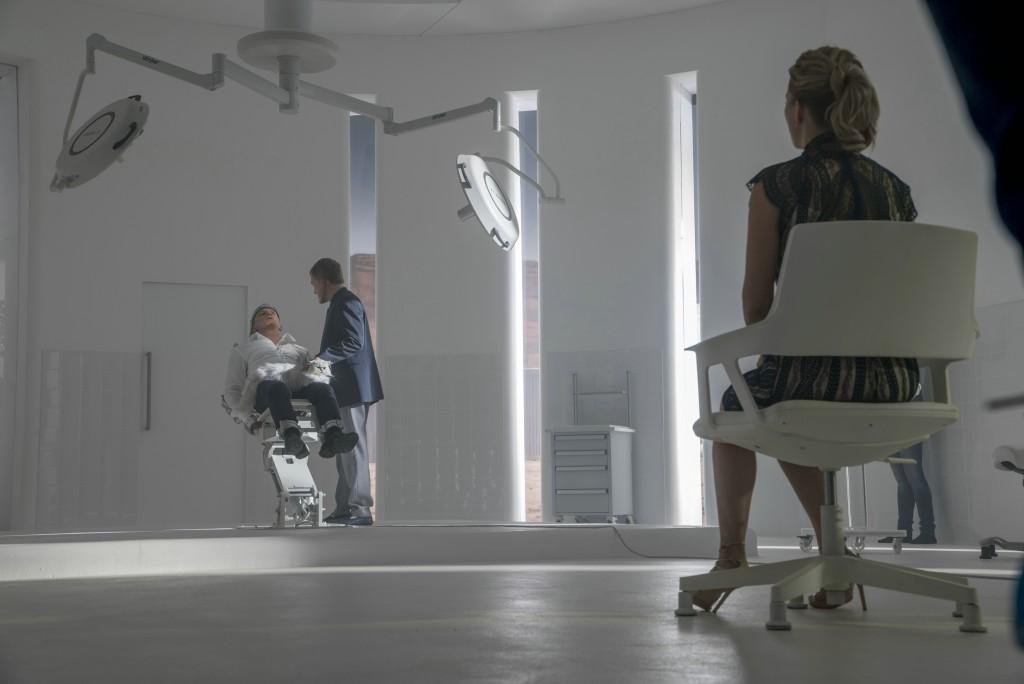James Bond 007 - Spectre Blu-ray Review Szenenbild 9