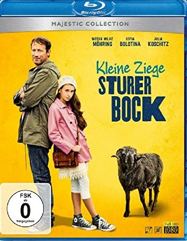 Kleine Ziege, sturer Bock Blu-ray Review Cover