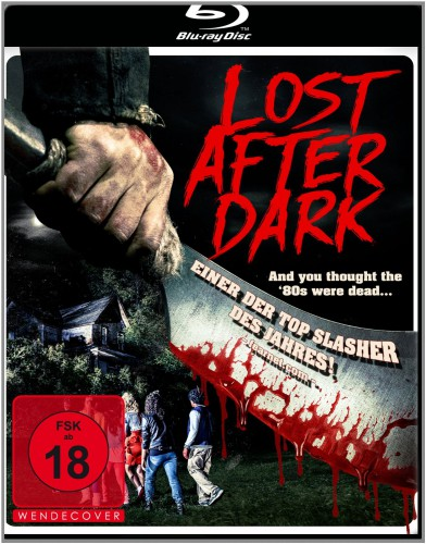 Lost After Dark Uncut Edtion Blu-ray Review Cover