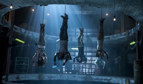 Maze Runner - Die Auserwählten in der Brandwüste Blu-ray Review Szenenbild 2