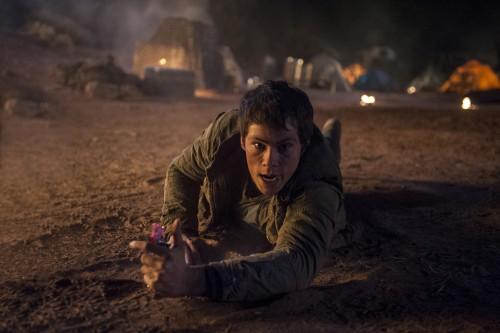 Maze Runner - Die Auserwählten in der Brandwüste Blu-ray Review Szenenbild 4