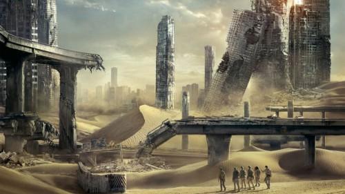 Maze Runner - Die Auserwählten in der Brandwüste Blu-ray Review Szenenbild 6