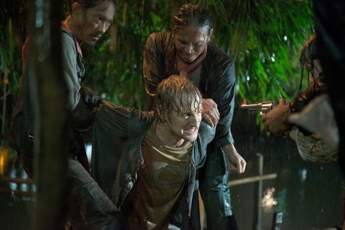 No Escape No Rescue No Refuge Blu-ray Review Szene 2