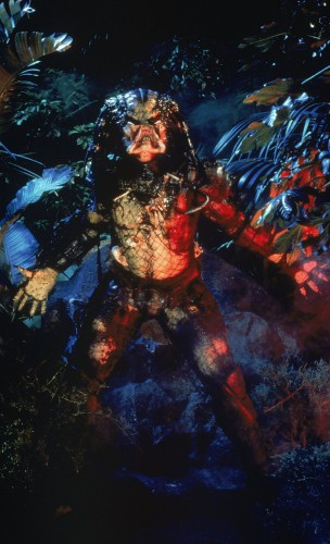 Predator 3D Blu-ray Review Szenenbild 3