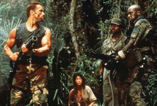 Predator 3D Blu-ray Review Szenenbild 5
