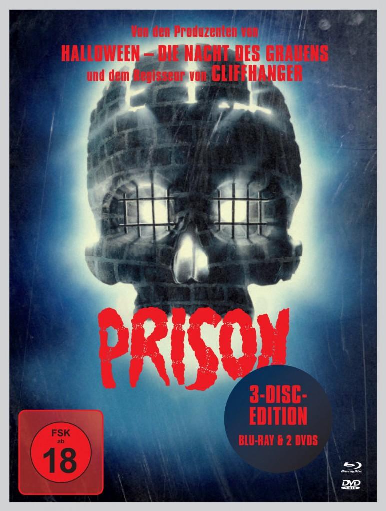 Prison - Rückkehr aus der Hölle uncut Blu-ray Review Cover 2D