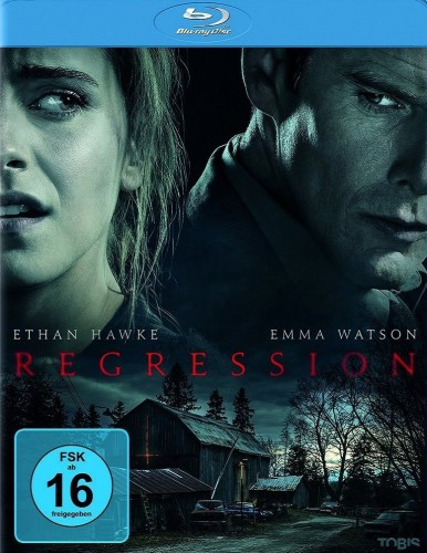 Regression Blu-ray Review Cover