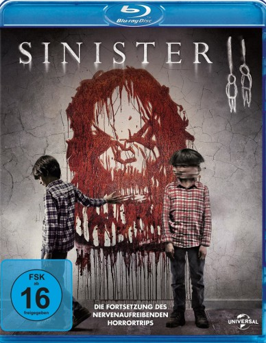 Sinister 2 II Blu-ray Review Cover