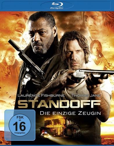 Standoff - Die einzige Zeuging Blu-ray Review Cover
