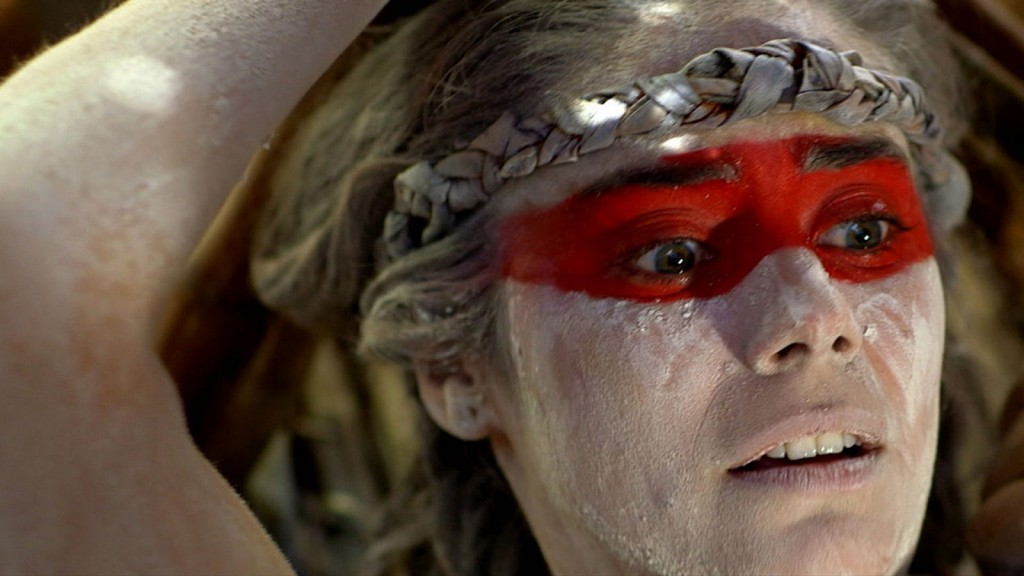 The Green Inferno Justine Blu-ray Review Szenenbild 1