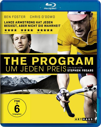 The Program - Um jeden Preis Blu-ray Review Cover