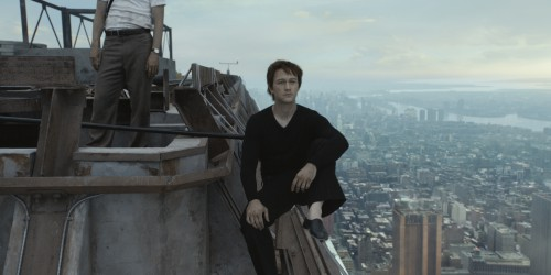 The Walk - eine triumphale wahre Geschichte 3D Blu-ray Review Szene 5