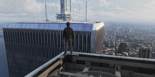 The Walk - eine triumphale wahre Geschichte 3D Blu-ray Review Szene 7