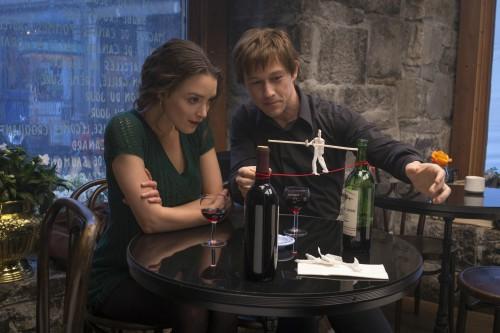 The Walk - eine triumphale wahre Geschichte 3D Blu-ray Review Szene 8