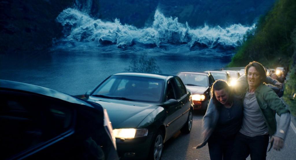 The Wave - Die Todeswelle Bolgen Blu-ray Review Szene 1