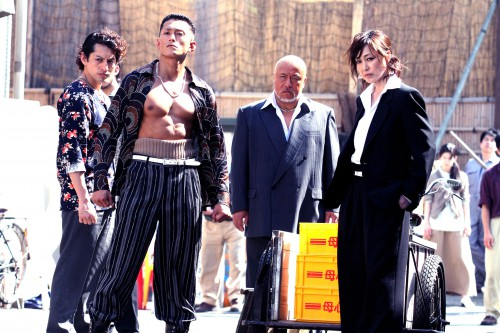 Yakuza Apocalypse - The Great War of the Underworld Blu-ray Review Szenenbild 3