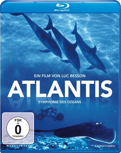 Atlantis - Symphonie des Ozeans Blu-ray Review Cover