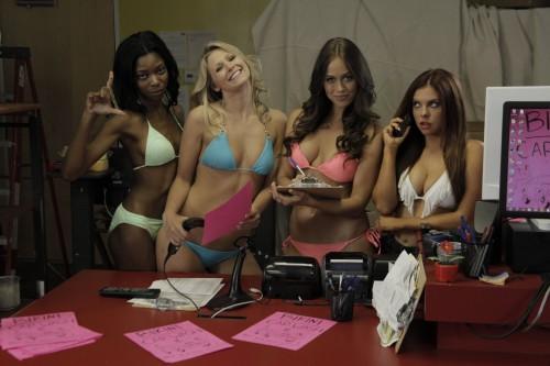 Bikini Car Wash - Was in Vegas passiert bleibt in Vegas Blu-ray Review Szenenbild 1
